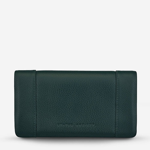 STATUS ANXIETY | Some Type of Love Wallet | Teal