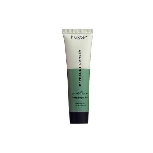 HUXTER | Hand Cream Duo 35ml | Bergamot & Amber