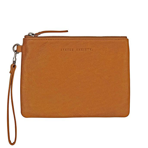 STATUS ANXIETY | Fixation Clutch | Tan