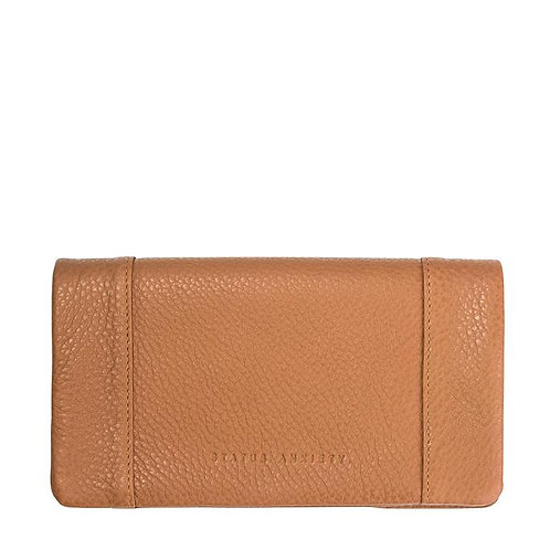 STATUS ANXIETY | Some Type of Love Wallet | Tan
