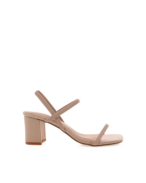 Billini | Balton Heels | Nude