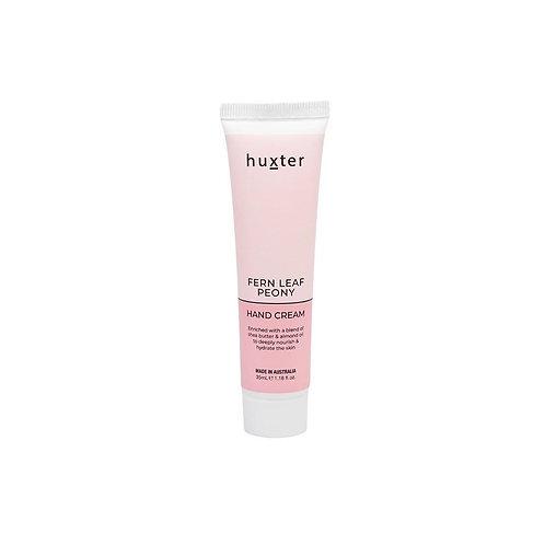 HUXTER | Hand Cream 35ml | Fern Leaf Peony