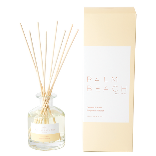PALM BEACH COLLECTION | Coconut & Lime | Reed Diffuser