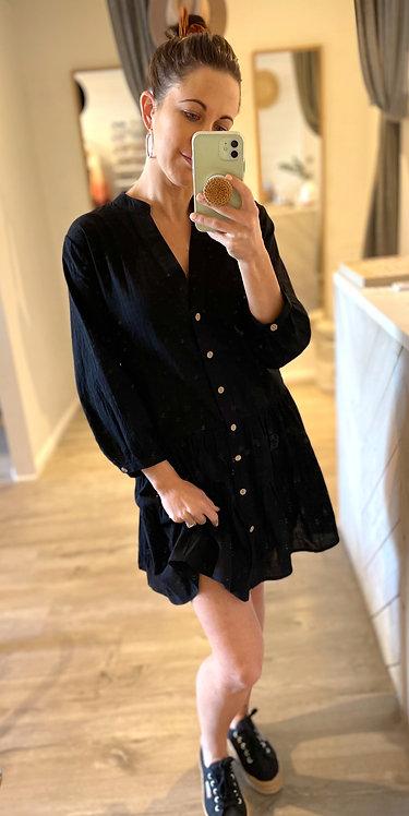 Noosa Dress | Black