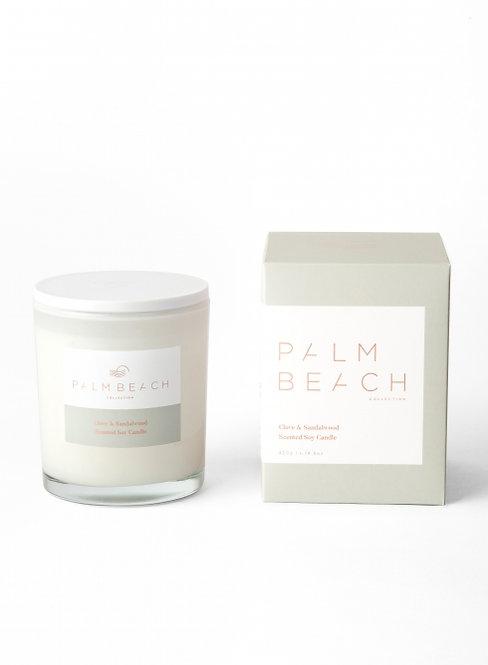 PALM BEACH COLLECTION | Clove & Sandalwood | Standard Candle