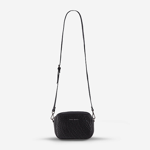 STATUS ANXIETY | Plunder Bag | Black Bubble