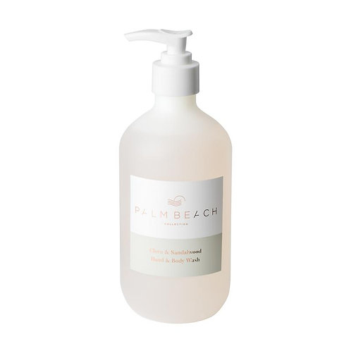 PALM BEACH COLLECTION | Hand & Body Wash | Clove & Sandalwood