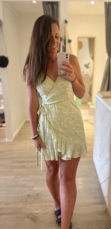 Annabelle Wrap Dress