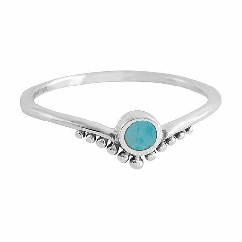 MIDSUMMER STAR | Diadème Turquoise Ring