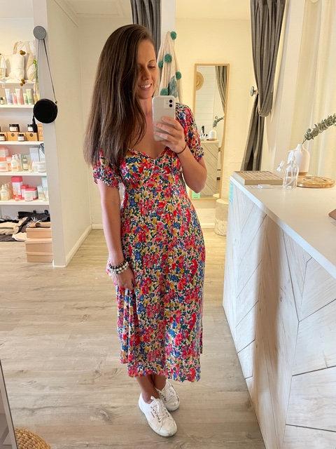 Imogen Midi Dress