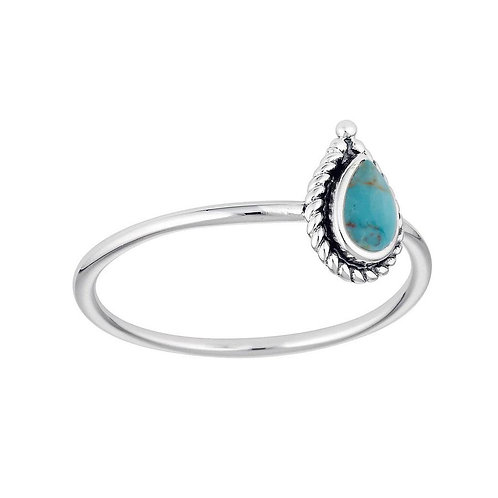 MIDSUMMER STAR | Luria Turquoise Ring
