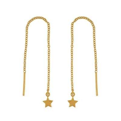 MIDSUMMER STAR | Gold Stars Threaders