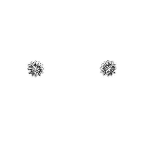 MIDSUMMER STAR | Tiny Sunflower Studs