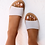 Thumbnail: Billini Crete Sandals | Stone Linen