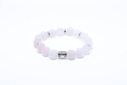 HEADLESS NATION | Rose Quartz Bracelet