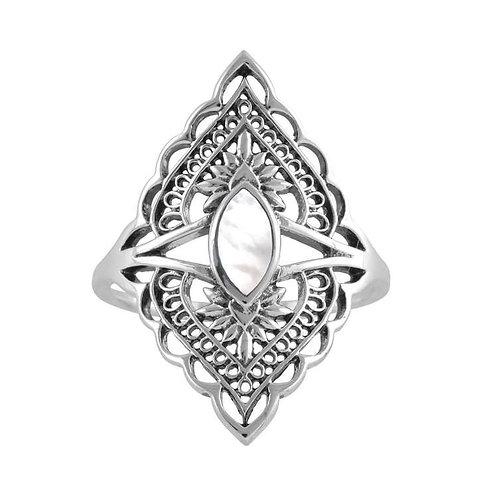 MIDSUMMER STAR   Shikhara Shell Ring