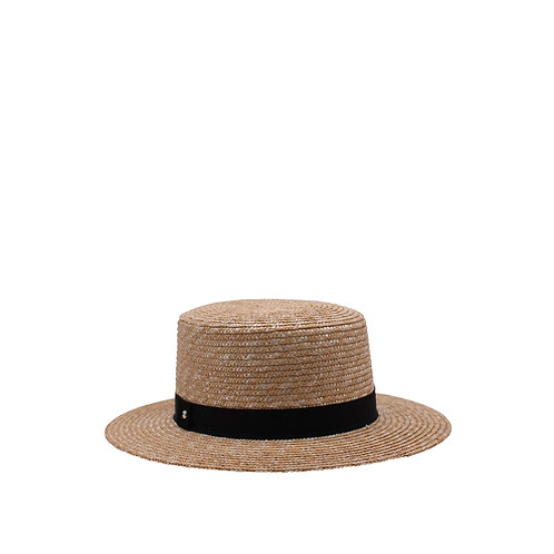 ACE OF SOMETHING | Thalia Natural  Boater