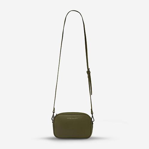 STATUS ANXIETY | Plunder Bag | Khaki