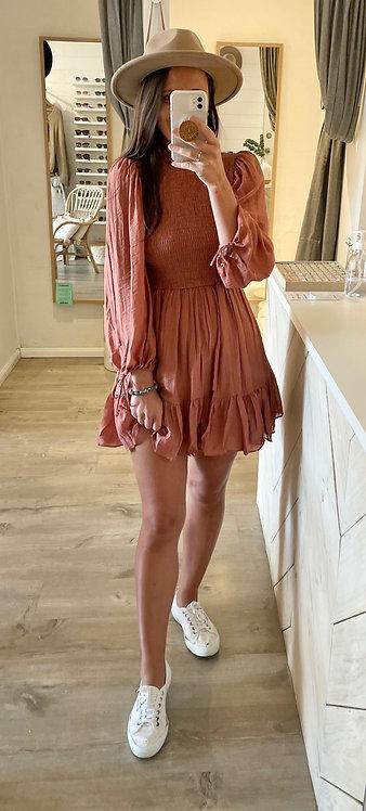 St Tropez Dress   Wine