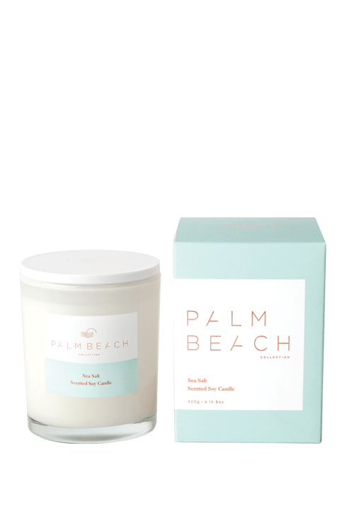 PALM BEACH COLLECTION | Sea Salt | Standard Candle