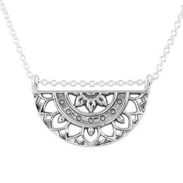 MIDSUMMER STAR | Mandala Necklace