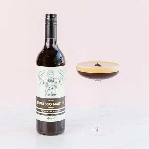 MR CONSISTENT   Espresso Martini   750ml
