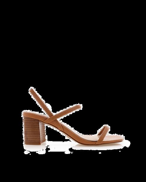 Billini | Balton Heels | Sugar Brown-Natural