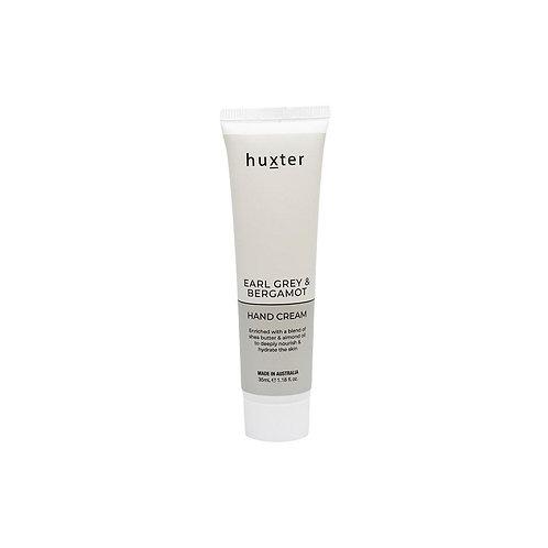 HUXTER | Hand Cream 35ml | Earl Grey & Bergamot