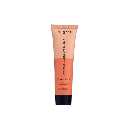 HUXTER | Hand Cream Duo 35ml | Orange Blossom & Lime