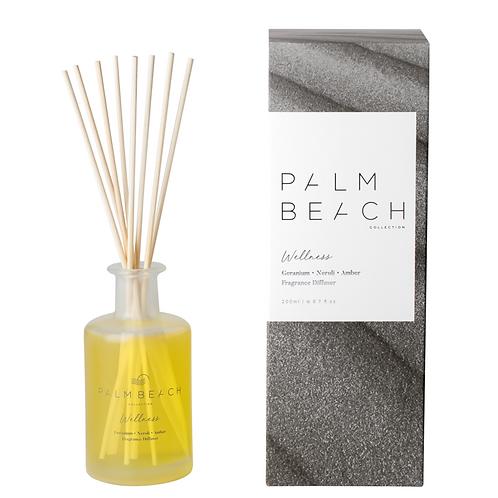 PALM BEACH | Wellness Reed Diffuser | Geranium, Neroli & Amber