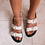 Thumbnail: Billini Ziba | White Clay Croc