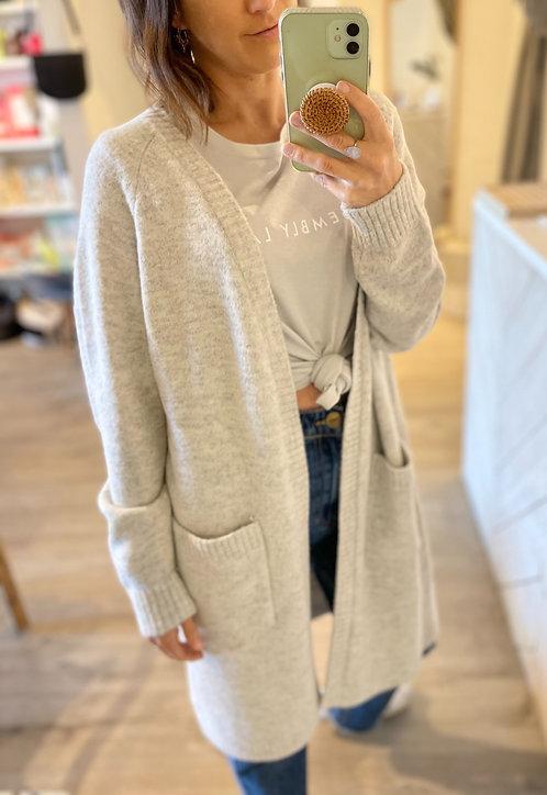 Lainey Cardigan | Grey