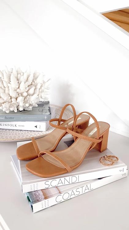 Billini | Balton Heels | Tan