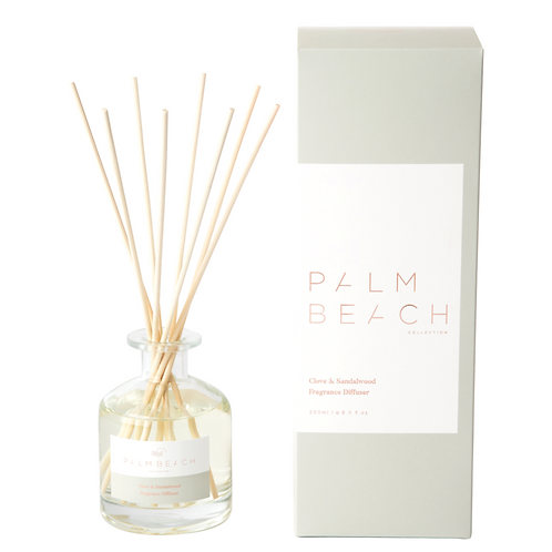 PALM BEACH COLLECTION | Clove & Sandalwood | Reed Diffuser