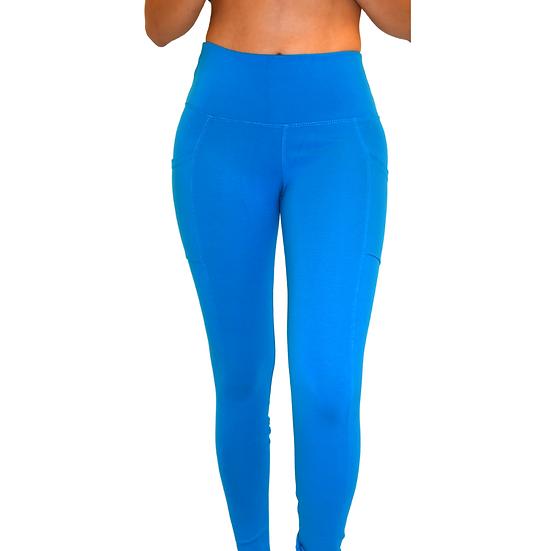 High Waist  Workout  Leggings Tummy Control
