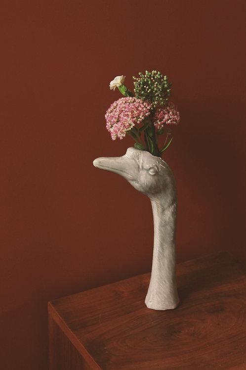 Vase Daisie Gris