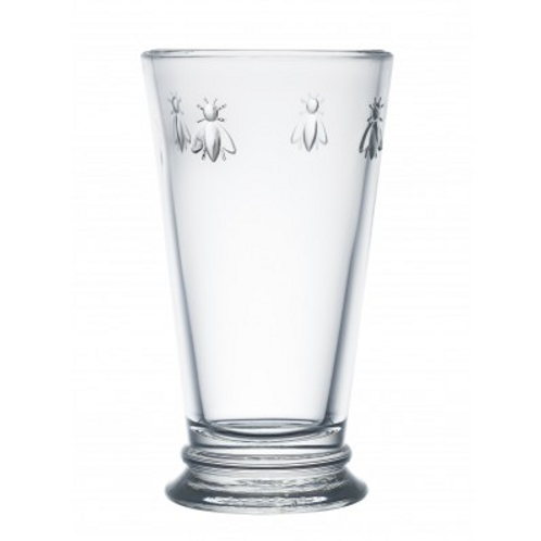 Large Glass Bee Tumbler from La Rochere