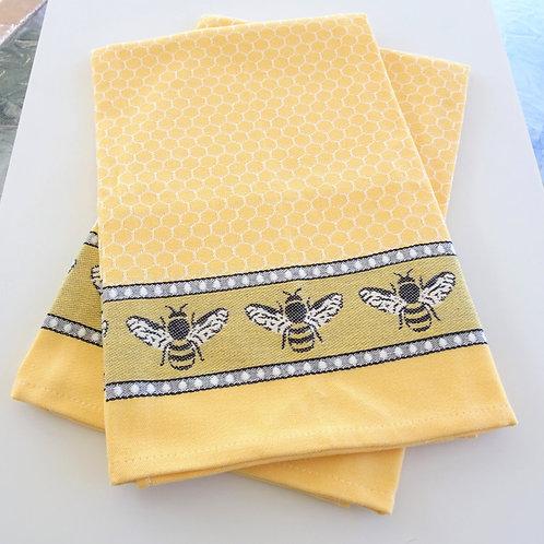 Bee Kitchen Towel