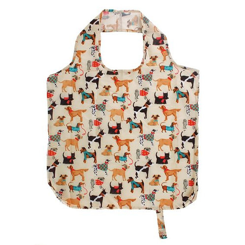 Ulster Weavers Reusable Shopping Bag - Hound Dog