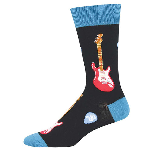 Electric Guitars Black Socks
