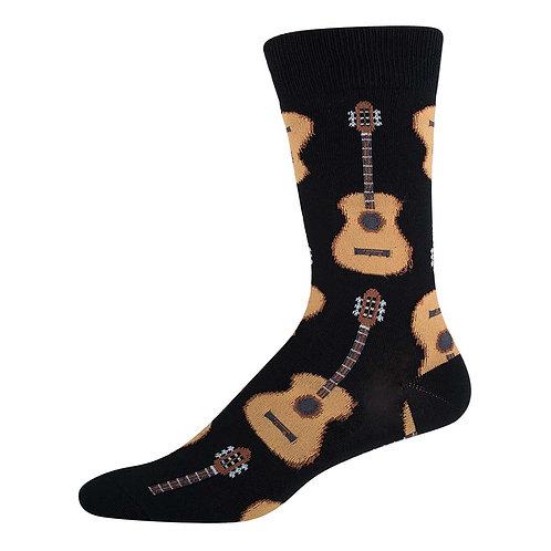 Black Guitars Socks