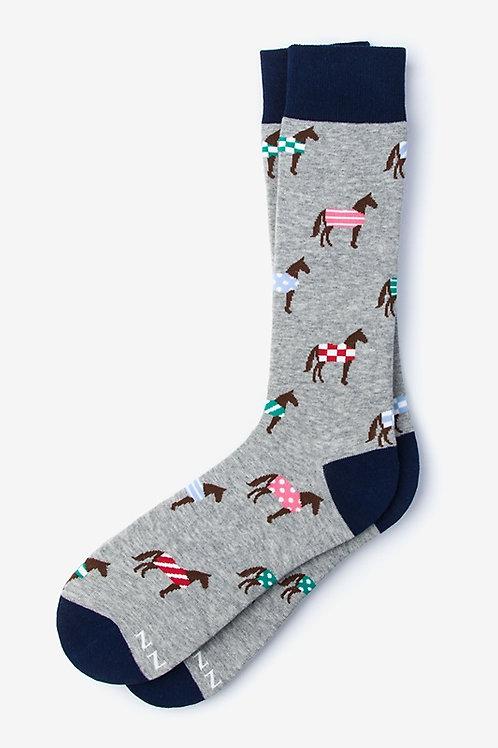 Horsin' Around Socks