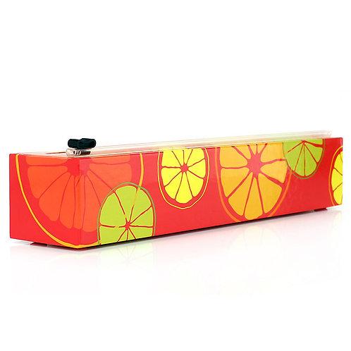 Citrus Design Plastic Wrap Dispenser from ChicWrap