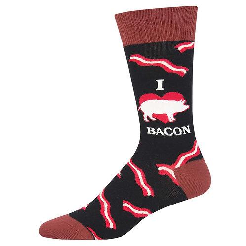 Mmm Bacon Socks
