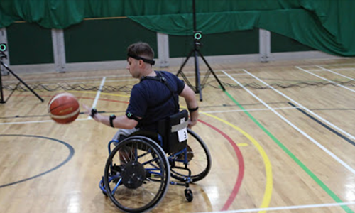 The Rockets: Sports analysis for wheelchair basketball team