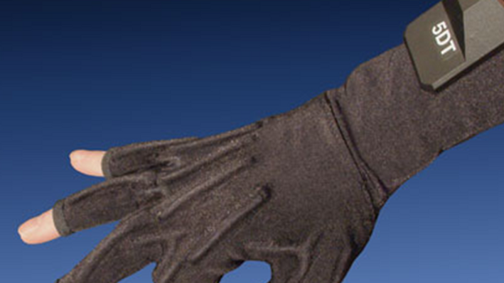 5DT Data Glove 5 Utra (Left)