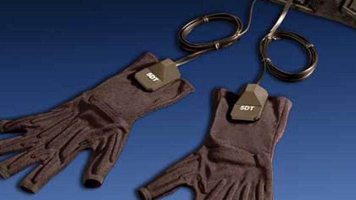 5DT Data Glove Wireless Kit (for 2 gloves)