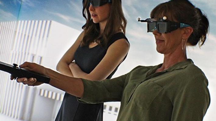 WorldViz Vizmove Projection VR