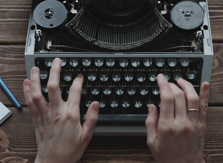 Top 5 Tips for Writing