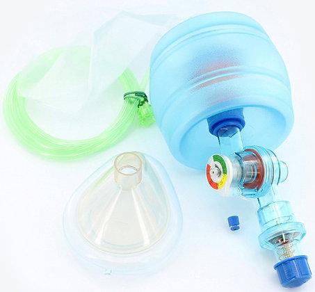 Mercury Medical Infant Silicone Resuscitator